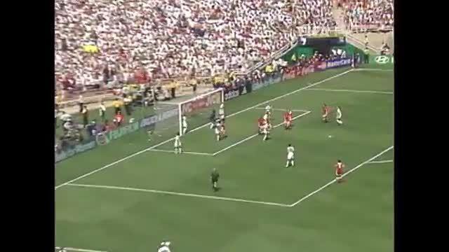 فینال جام جهانی زنان 1999 : آمریکا 0 (5) - (4) 0 چین