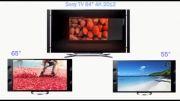 معرفی نسل جدید تلویزیون های 4K سونی