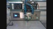دستگاه نیه اتوماتیک مدل خاص دستگاه تولید فیلتر هوا