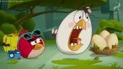 انیمیشن سریالی پرندگان خشمگین دوبله گلوری ۷۲۰p قسمت 10