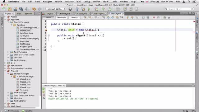 ۵۰- توضیح abstract در جاوا Java