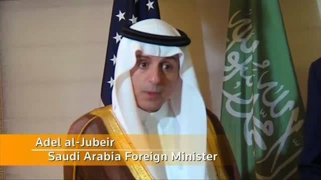 وزیر خارجه عربستان : ایران نمیتواند بازی سیاسی کند