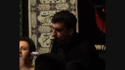 شب سوم-زمینه حضرت رقیه(س)-حاج علی مهدوی نژاد