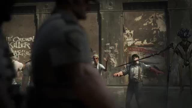 تریلر گیم پلی بازی Dishonored 2 در E3 2015