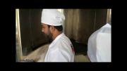 دستگاه پخت نان همراه با شاطر اتومات