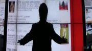 سیستم لمسی و کنترل از راه دور ویدئو وال