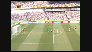 گلزنی سردار آزمون در مقابل تیم ملی عراق