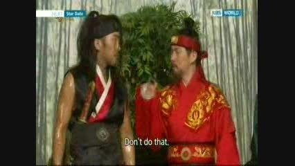 کلیپ طنز خنده دار سریال امپراطوری کره ای