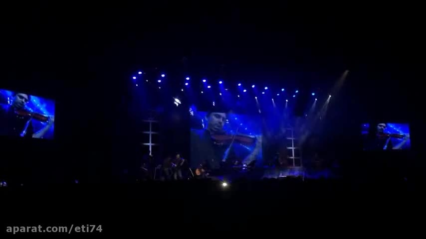 کنسرت محمد علیزاده - دلت با منه