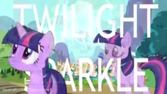 Regular Show vs My Little Pony