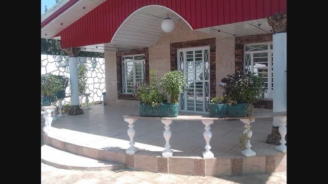 1000 متر باغ ویلا شیک در شهریار کد:116
