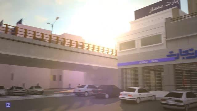 ویدئو ( انیمیشن ) تبلیغاتی شرکت سریع سیستم جنوب