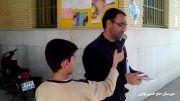 اهدای جوایز مسابقه کتابخوانی به مناسبت عید غدیر خم