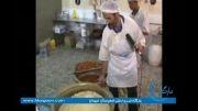طرز تهیه زولبیا و بامیه در بیتا شیرینی سپیدان