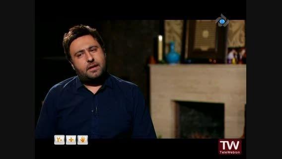 میزبانی صدای احساس ایران محمد علیزاده(ساعت، ۲۵)