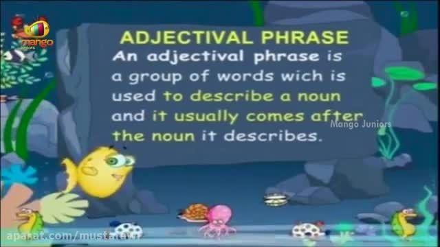 آموزش گرامر زبان انگلیسی برای کودکان 2
