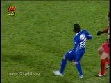 گل اول استقلال به پرسپولیس در دربی 74