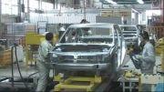 خط تولید بدنه رنو پارس خودرو