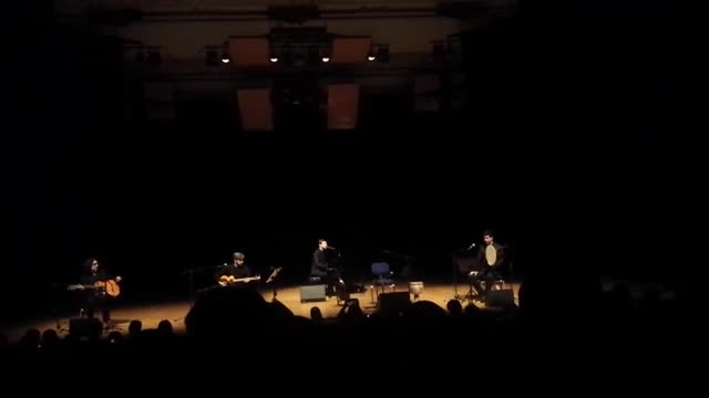 بخش هایی از کنسرت سامی یوسف در مالمو-سوئد2015