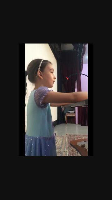 همایش کودک دوزبانه ی من هیوا در بوشهر