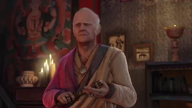 ویدیو معرفی  Uncharted 2 Among Thieves پلی استیشن ۳