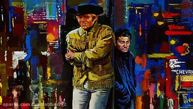 موسیقی فیلم زیبای کابوی نیمه شب (Midnight Cowboy)