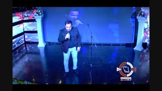 ایرانمجری: طنز و تقلید صدا زیبای عباس رضا زادهIX