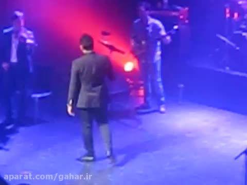کنسرت احسان خواجه امیری در آمریکا 2014