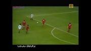 شوت زن قهار تیم ملی انگلستان