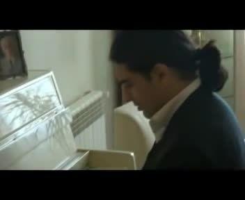 تکنوازی پیانو سامان احتشامی