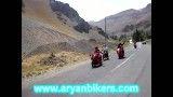 موتور سواری - جاده دیزین