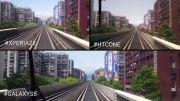 Xperia Z2 vs Galaxy S5 vs HTC One M8 - Camera Compariso