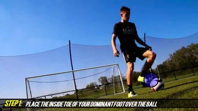 Learn 4 Cool Soccer Skills - Football Tricks