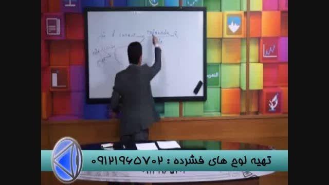 ریاضیات آسان می شود با مهندس مسعودی