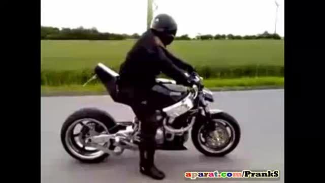 Street Fighter Motor