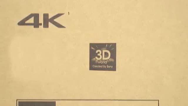 تلویزیون 65 اینچی اولترا 4K سونی