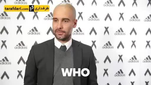 تیزر تبلیغاتی آدیداس با حضور ستارگان فوتبال