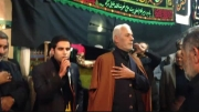 سینه زنی هیئت روستای قاسم آباد-شب تاسوعا 1393 فخرآباد-2