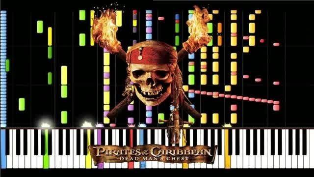 ریمیکس فوق العاده موسیقی دزدان دریایی کاراییب