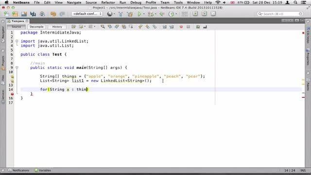 ۷- مطلب LinkedList در جاوا Java