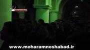 عزاداری شب قدر(شب بیست ویکم) مسجد جامع شهر نوش آباد