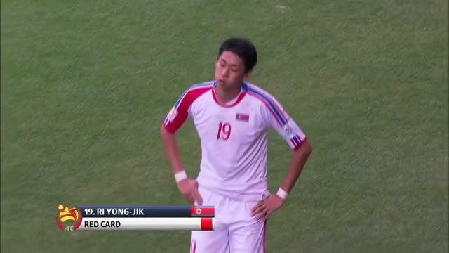 عربستان 4-1 کره شمالی