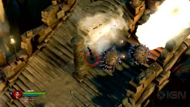 نقد و بررسی بازی Lara Croft And The Temple Of Osiris