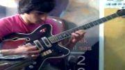 گیتار برقی -گیتار اذری باغلاما