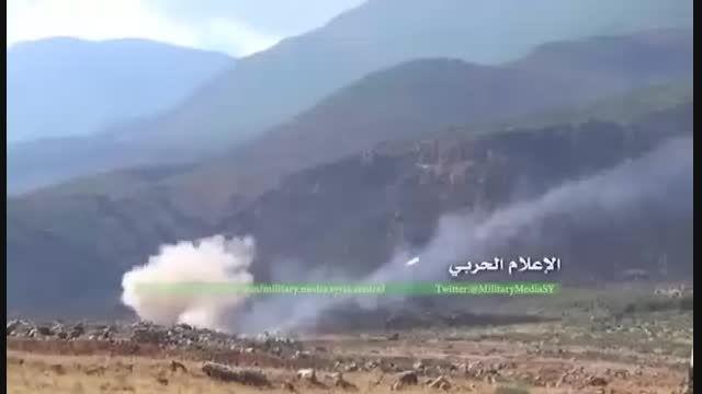 میل 24 های روس در سوریه . russian mi-24 in syria