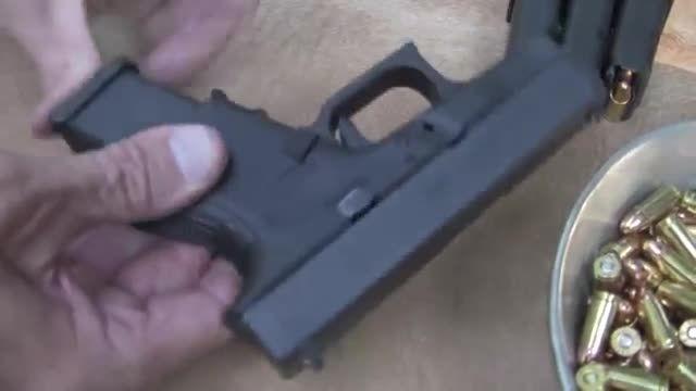 اسلحه کمری گلاک 26