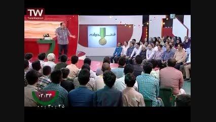 اجرای مهران غفوریان در خنداننده برتر