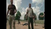 تریلر سریال  The Walking Dead  دوبله به فارسی
