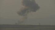 اولین تصاویر ویدئویی از حمله آمریکا به داعش در عراق