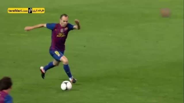 10 گل برتر بارسلونا در فینال کوپا دل ری